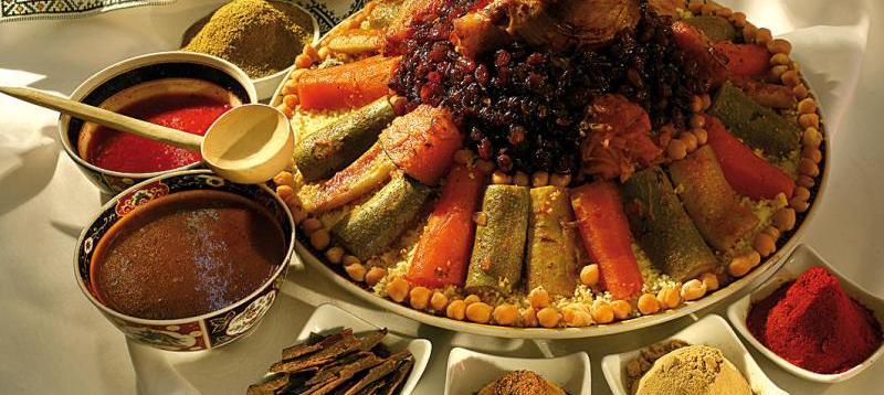 Catégorie:Gastronomie marocaine —